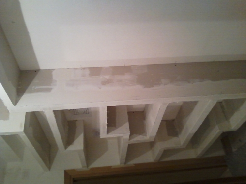 Guod posa parquet cartongesso contro soffitti e for Imprese edili e costruzioni londra
