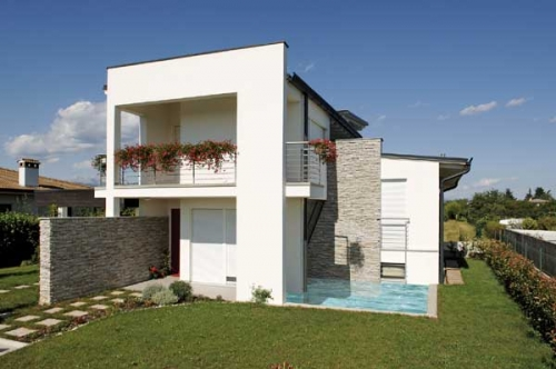 Gruppo usg srl costruzioni in legno pre assemblate for Costruzioni case moderne