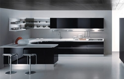Best Cucine Moderne A Parete Photos - Design & Ideas 2017 - candp.us