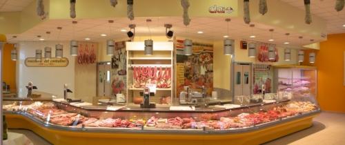 Tower s r l arredamenti contract e su misura per negozi e for Arredamenti per supermercati