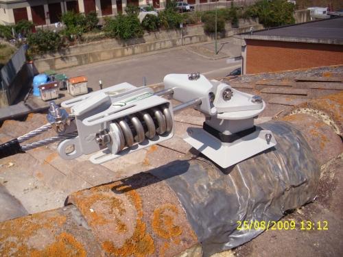 Siderlavori srl sistemi anticaduta fornitura e installazione for Fabbri arredamenti firenze