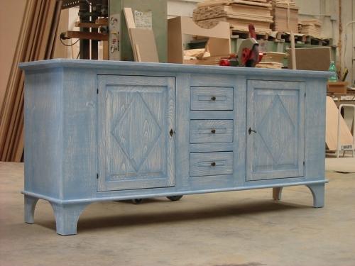 Gipiemme s r l falegnameria interni ed esterni in legno for Arredamento stile sardo