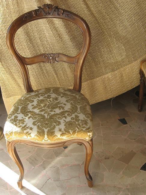 La sedia artigianale vendita sedie poltrone e divani for Vendita sedie design