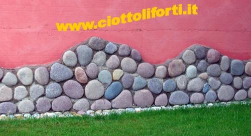 Vendita Pietre Da Giardino : Ciottoli e pietre: pietra naturale da giardino ciottoli di fiume e