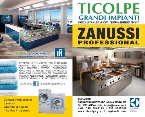 Ticolpe grandi impianti zanussi professional vorwerk - Grandi impianti lavatrici ...
