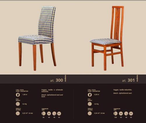 FRIULTONE S.R.L.: sedie e tavoli